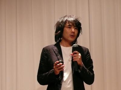 第1部:長谷川恭久さん