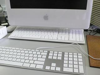 Apple新型キーボード