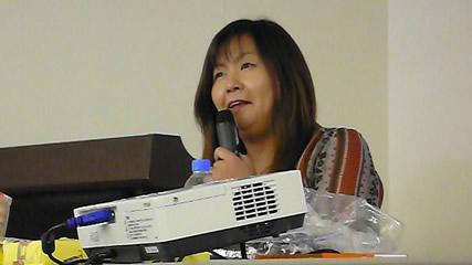 講師:ディシーティーデザイン 蛯名晶子さん