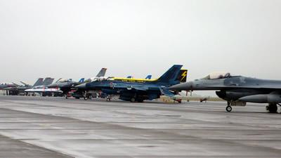 三沢基地航空祭の戦闘機
