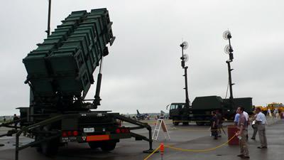 パトリオット(ペトリオット)ミサイル
