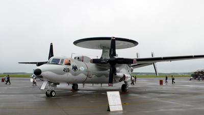 三沢基地航空祭 E-2Cホークアイ
