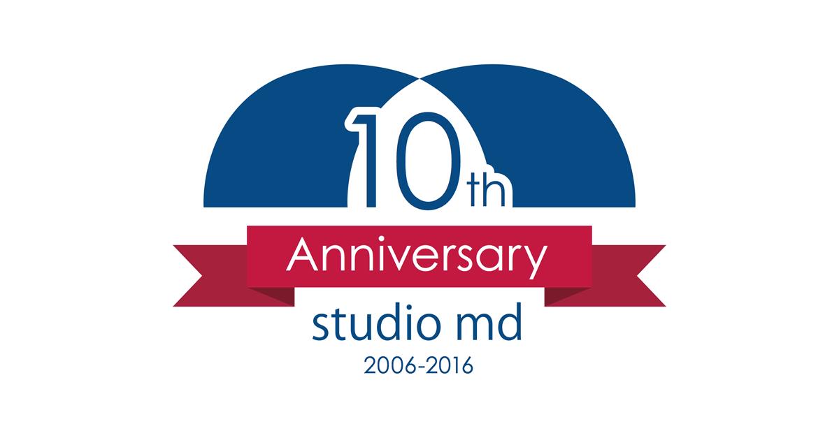 10th Anniversary 株式会社スタジオエムディ