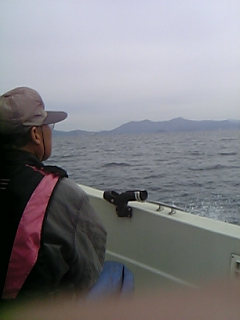 陸奥湾マダイ釣りリアルタイム更新中1