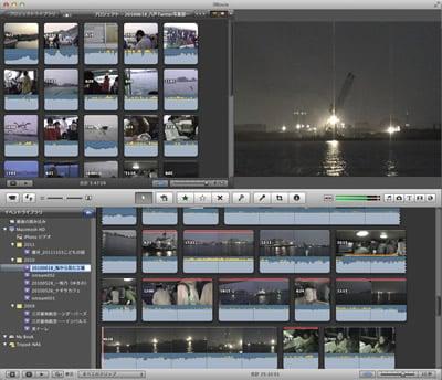 八戸湾内から工場夜景の写真を撮るツアー