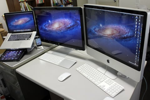 MacBook Pro 15+Thunderbolt Display