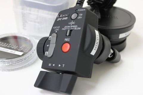 リモコン Libec ZFC-5HD
