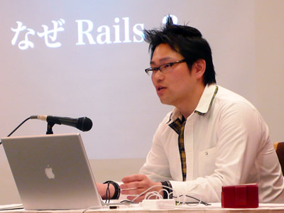 CalmTech 古川勝也さん