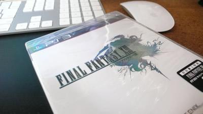 FF13(ファイナルファンタジー13)