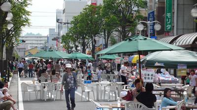 八戸ホコテン(2010年7月25日)