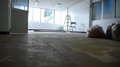 トライポッドスタジオの新事務所〜準備前