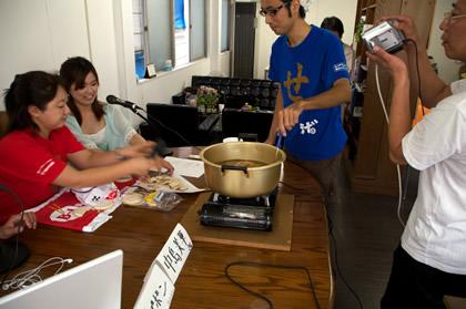 八戸せんべい汁特集:ゲストは中島美華さん、福田さん